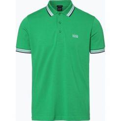Koszulki polo: BOSS Athleisure – Męska koszulka polo – Paddy, zielony