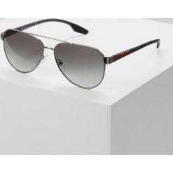 Okulary przeciwsłoneczne męskie: Prada Linea Rossa Okulary przeciwsłoneczne gunmetal/grey gradient