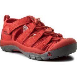 Sandały KEEN - Newport H2 1018271  Firey Red. Czerwone sandały chłopięce marki Keen, z materiału. Za 239,95 zł.