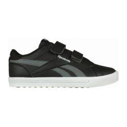 BUTY REEBOK ROYAL COMPLETE CN1485. Czarne buciki niemowlęce marki Reebok. Za 139,00 zł.