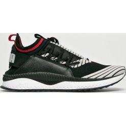 Puma - Buty Tsugi Jun Sport Stripes. Czerwone halówki męskie marki Puma, xl, z materiału. W wyprzedaży za 469,90 zł.