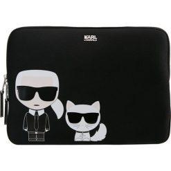 KARL LAGERFELD IKONIK LAPTOP SLEEVE Torba na laptopa black. Czarne torby na laptopa KARL LAGERFELD. Za 399,00 zł.