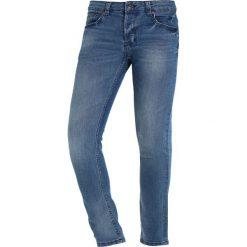 Spodnie męskie: Only & Sons ONSLOOM  Jeans Skinny Fit light blue denim