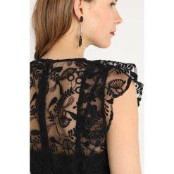 IVY & OAK BRIDAL Bluzka black. Czarne bluzki damskie IVY & OAK, z bawełny. Za 379,00 zł.