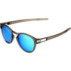 Okulary przeciwsłoneczne damskie: Oakley LATCH Okulary przeciwsłoneczne matte grey ink/prizm sapphire