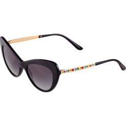 Okulary przeciwsłoneczne damskie aviatory: Dolce&Gabbana Okulary przeciwsłoneczne black