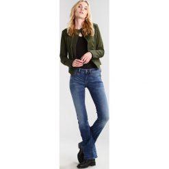 GStar 3301 MID BOOTLEG Jeansy Bootcut elto superstretch. Niebieskie jeansy damskie bootcut marki G-Star. Za 469,00 zł.