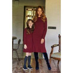 Sukienki dziewczęce: Sukienka w kolorze bordo