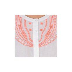 Koszule z krótkim rękawem Antik Batik  AYLA. Białe koszule nocne i halki Antik Batik, z krótkim rękawem. Za 349,30 zł.