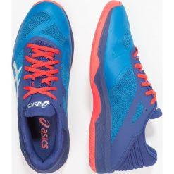 ASICS NETBURNER BALLISTIC FF Obuwie do siatkówki race blue/silver. Niebieskie buty do siatkówki męskie marki Asics, z gumy. Za 549,00 zł.