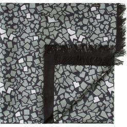 Szal męski 83-7M-S41-X9. Czarne szaliki męskie marki Wittchen, z jedwabiu. Za 255,00 zł.