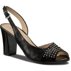Sandały damskie: Sandały CAPRICE – 9-28305-20 Black Pearl 023