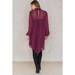 Free People Sukienka Mini Just Like Heaven - Purple. Fioletowe sukienki asymetryczne marki Free People, z asymetrycznym kołnierzem, mini. W wyprzedaży za 558,89 zł.