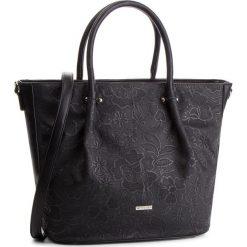 Torebka WITTCHEN - 87-4Y-550-1 Czarny. Czarne torebki klasyczne damskie marki Wittchen, ze skóry ekologicznej. W wyprzedaży za 209,00 zł.