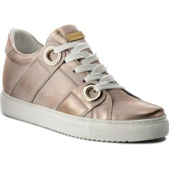 Sneakersy EVA MINGE - Oleiros 3K 18BD1372375ES 112. Czerwone sneakersy damskie Eva Minge, z materiału. W wyprzedaży za 249,00 zł.