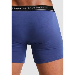 Bokserki męskie: Baldessarini 3 PACK Panty black/grey melange/blue