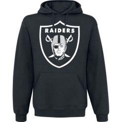 Bejsbolówki męskie: NFL Oakland Raiders Bluza z kapturem czarny