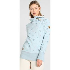 Odzież damska: Ragwear Bluza aqua melange