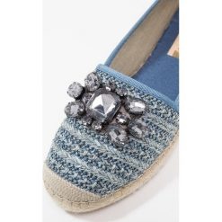 Tomsy damskie: Vidorreta Espadryle metal jeans