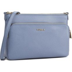 Torebka FURLA - Royal 904598 E ED44 ARE  Tempesta. Niebieskie torebki klasyczne damskie Furla. W wyprzedaży za 409,00 zł.