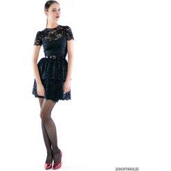 Sukienki hiszpanki: Lukrecja – sukienka koktajlowa