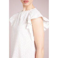 Bluzki asymetryczne: Vanessa Bruno ILIANE Bluzka blanc