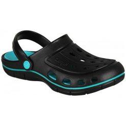 Coqui Sandały Damskie Jumper Black/Turquoise 42. Czarne sandały damskie marki Coqui. Za 66,00 zł.