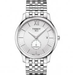 RABAT ZEGAREK TISSOT T-Classic T063.428.11.038.00. Szare zegarki męskie TISSOT, ze stali. W wyprzedaży za 2622,40 zł.