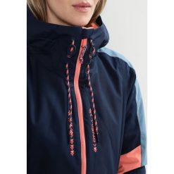 O'Neill REUNION Kurtka snowboardowa ink blue. Niebieskie kurtki damskie narciarskie O'Neill, s, z materiału. W wyprzedaży za 607,20 zł.