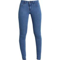 Only Petite ONLRAIN PUSHUP Jeans Skinny Fit medium blue denim. Niebieskie boyfriendy damskie Only Petite, petite. Za 129,00 zł.