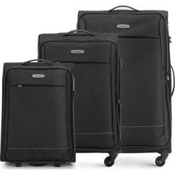 Walizki: Zestaw walizek 56-3S-46S-11