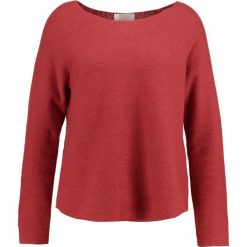 Swetry klasyczne damskie: Part Two ILLA Sweter marsala