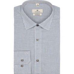 Koszula winberg 2563 długi rękaw custom fit niebieski. Niebieskie koszule męskie Recman, m, z długim rękawem. Za 189,00 zł.