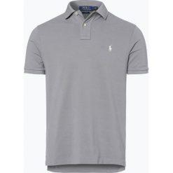 Polo Ralph Lauren - Męska koszulka polo, szary. Szare koszulki polo Polo Ralph Lauren, m. Za 449,95 zł.