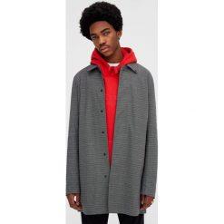 Płaszcze męskie: Płaszcz w kratkę