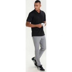 Chinosy męskie: adidas Golf ULTIMATE 3STRIPES PANT Spodnie materiałowe grey three