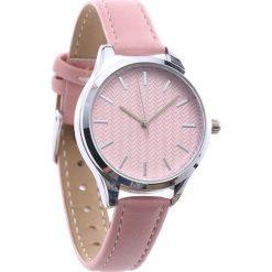 Różowy Zegarek Range. Czerwone zegarki damskie Born2be. Za 24,99 zł.