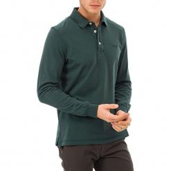 Koszulka polo w kolorze ciemnozielonym. Zielone koszulki polo GALVANNI, m. W wyprzedaży za 164,95 zł.