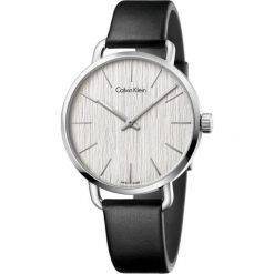 ZEGAREK CALVIN KLEIN GENT EVEN K7B211C6. Szare zegarki męskie marki Calvin Klein, szklane. Za 969,00 zł.