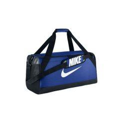 Teczki Nike  BA5334  Brasilia (Medium) Training Duffel Bag. Niebieskie aktówki męskie Nike. Za 199,58 zł.