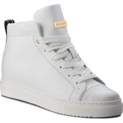 Sneakersy EVA MINGE - Boadilla 4E 18BD1372641EF 102. Białe sneakersy damskie Eva Minge, z materiału. W wyprzedaży za 359,00 zł.