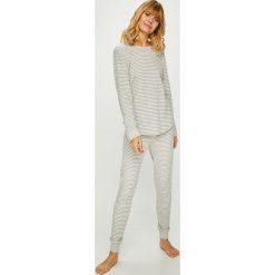 Lauren Ralph Lauren - Piżama. Szare piżamy damskie Lauren Ralph Lauren, l, z bawełny. Za 439,90 zł.