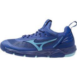 Mizuno WAVE LUMINOUS Obuwie do siatkówki sodalite blue/air blue. Niebieskie buty do siatkówki męskie Mizuno, z gumy, mizuno wave. Za 509,00 zł.