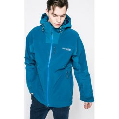 Columbia - Kurtka Powder Keg Jack. Brązowe kurtki męskie przeciwdeszczowe marki LIGNE VERNEY CARRON, m, z bawełny. W wyprzedaży za 799,90 zł.