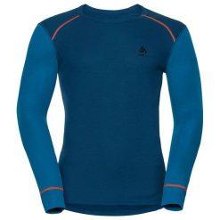 Odlo Koszulka tech. Shirt l/s crew neck WARM r. XL. T-shirty męskie Odlo, l. Za 126,36 zł.