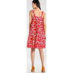 Sukienki hiszpanki: Whistles PRINTED SIMONE DRESS Sukienka letnia red/multi