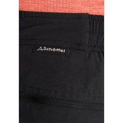 Schöffel ENGADIN  Spodnie materiałowe black. Czarne bryczesy damskie Schöffel, z elastanu. Za 379,00 zł.