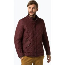 Barbour - Męska kurtka pikowana – Powell, czerwony. Czerwone kurtki męskie pikowane marki Barbour, m. Za 749,95 zł.