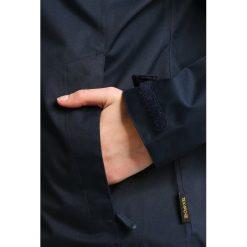 Jack Wolfskin ARROYO  Kurtka hardshell midnight blue. Niebieskie kurtki sportowe damskie marki Jack Wolfskin, xl, z hardshellu. W wyprzedaży za 463,20 zł.