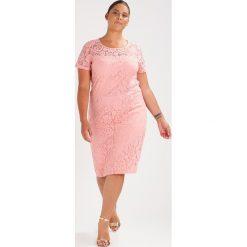 Sukienki hiszpanki: Dorothy Perkins Curve Sukienka letnia peach